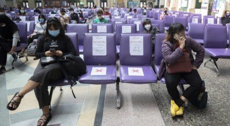 107 νέα κρούσματα στην Ταϊλάνδη, 934 συνολικά