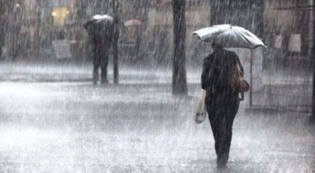 Ιδιαίτερα βροχερός ο καιρός έως την Παρασκευή