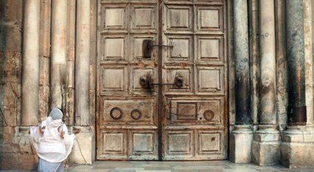 Κλείνουν για μία εβδομάδα ο Πανάγιος Τάφος και οι συναγωγές στην Ιερουσαλήμ