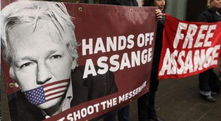 Απορρίφθηκε το αίτημα του Ασάνζ να αποφυλακιστεί με εγγύηση