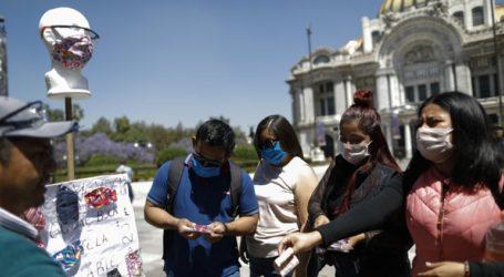 Ένας νέος θάνατος και 70 νέα κρούσματα στο Μεξικό