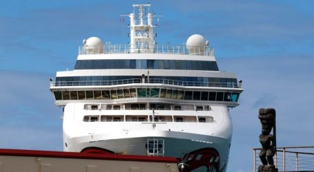 Οι αρχές της Αυστραλίας απαγορεύουν τον ελλιμενισμό δύο κρουαζιερόπλοιων