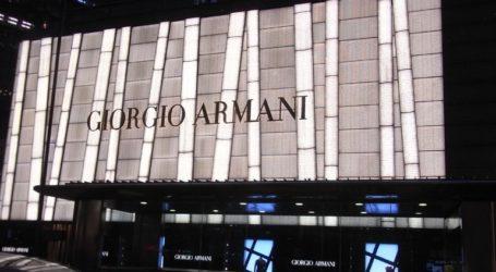 Ο οίκος Armani θα φτιάξει ιατρικές στολές