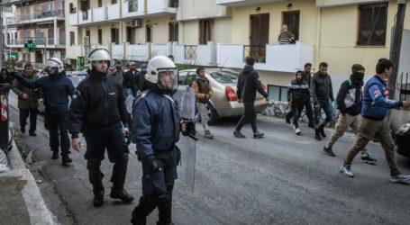 Ταυτοποιήθηκαν τέσσερις κάτοικοι ως δράστες σε υποθέσεις πρόκλησης φθορών σε οίκημα ΜΚΟ