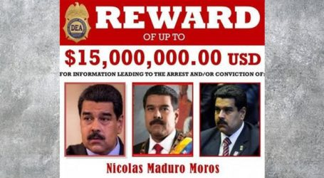 Οι ΗΠΑ κατηγορούν τον πρόεδρο της Βενεζουέλας Μαδούρο για ναρκωτρομοκρατία