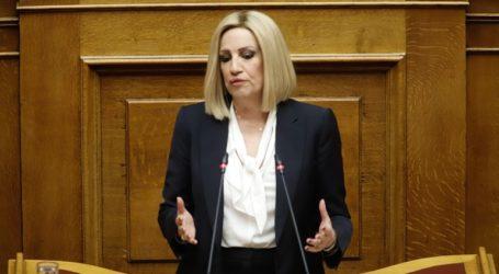 Ο κ. Μητσοτάκης να μην κάνει πίσω στο θέμα έκδοσης του κορωνο-ομολόγου