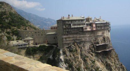 Μοναχός του Αγίου Όρους βρέθηκε θετικός στον κορωνοϊό