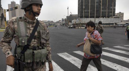 Ποινική ασυλία για τα στελέχη του στρατού που επιβάλλουν την εφαρμογή των μέτρων περιορισμού
