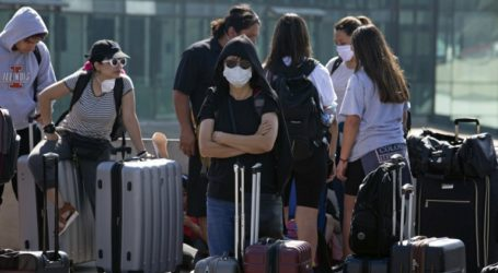 Αναχώρησαν για τη Γερμανία 250 Ευρωπαίοι τουρίστες