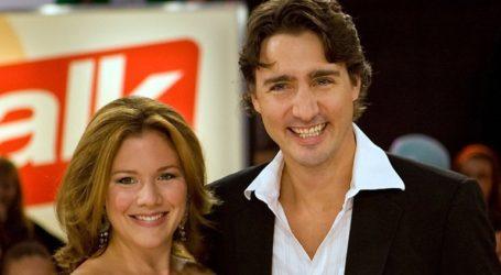 Αποθεραπεύθηκε η σύζυγος του πρωθυπουργού του Καναδά