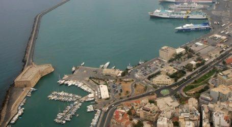Μόλις 80 επιβάτες έφτασαν στο λιμάνι του Ηρακλείου