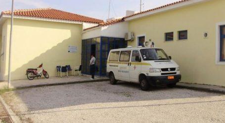 Μυτιλήνη: Έκλεισαν τα Κέντρα Υγείας Πολυχνίτου και Καλλονής για απολύμανση