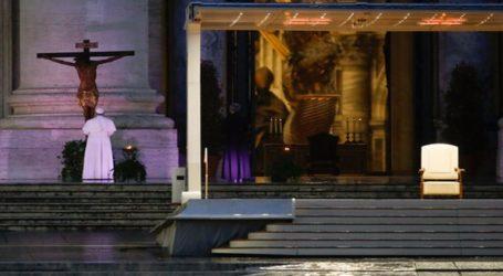 Ο Πάπας στηρίζει την έκκληση του ΓΓ του ΟΗΕ για εκεχειρία σε όλα τα μέτωπα του πολέμου