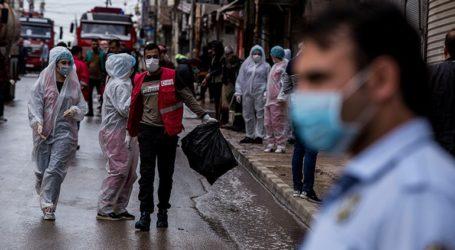 Μια γυναίκα ήταν το πρώτο θύμα του νέου κορωνοϊού στη Συρία