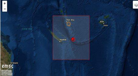 Σεισμός 5,6 Ρίχτερ στη Νέα Καληδονία