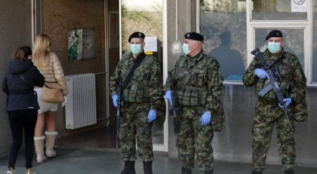 Σερβία: Στα 741 τα κρούσματα