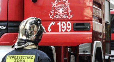 Ζημιές σε σχολικό εξοπλισμό λόγω φωτιάς σε συγκρότημα λυκείων