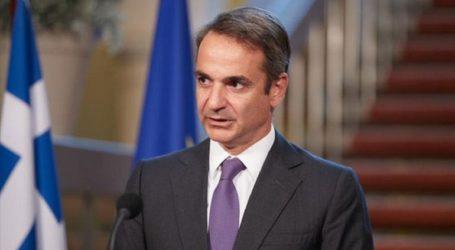 Ο Κ. Μητσοτάκης ζητάει από υπουργούς και βουλευτές της ΝΔ να καταθέσουν το ήμισυ του μισθού τους