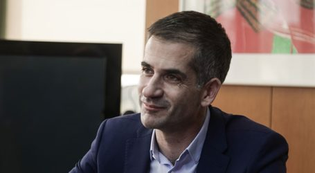 Ο Κ. Μπακογιάννης προσφέρει το 50% του μισθού του στη μάχη κατά του κορωνοϊού
