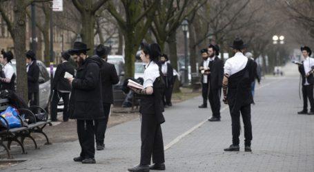Σε καραντίνα μια εβραϊκή κοινότητα, τα μέλη της οποίας ταξίδεψαν στη Νέα Υόρκη