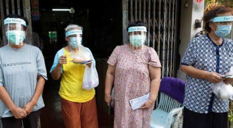 Ένας ακόμα θάνατος, 127 νέα κρούσματα μόλυνσης στην Ταϊλάνδη