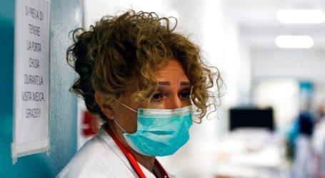 Εγκαινιάσθηκε το νοσοκομείο για κορωνοϊό που στήθηκε σε χρόνο ρεκόρ στην πρώην Έκθεση του Μιλάνου
