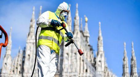 Στα 4.053 τα νέα κρούσματα κορωνοϊού στην Ιταλία