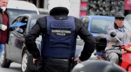 Σε 1.043 ανήλθαν οι παραβάσεις για άσκοπες μετακινήσεις σε όλη τη χώρα, από τις 06:00 έως τις 15:00