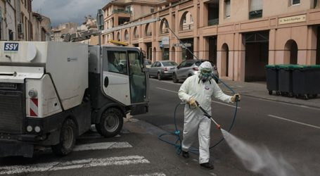 Γαλλία: Στους 3.523 οι νεκροί λόγω κορωνοϊού