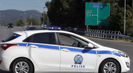 Βόλος: Μπλόκο σε τζιπ με 1000 δόσεις κοκαΐνης, πιστόλι και μαχαίρια