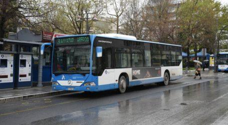 Οι μέρες της καραντίνας στη Λάρισα με τα μάτια ενός οδηγού αστικού λεωφορείου (φωτο)