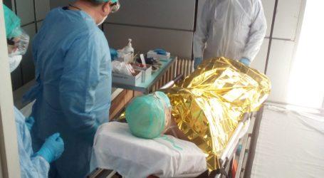 Άσκηση ετοιμότητας για τον κορωνοϊό στο Νοσοκομείο Βόλου