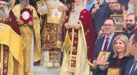 Τίμησαν την Κυριακή της Ορθοδοξίας Μπουκώρος και Ζέττα