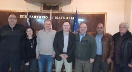 Ανατροπή στο Επιμελητήριο Μαγνησίας – Ο Άρης Σαββάκης νέος αντιπρόεδρος [εικόνες]