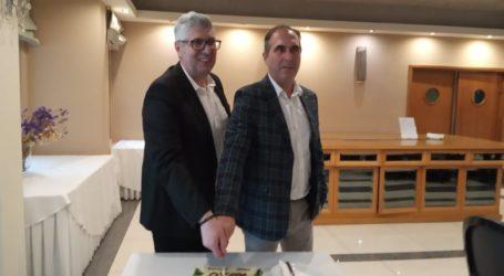 Βόλος: Έκοψε την πίτα της η Ένωση Συντακτών – Σε δημοσιογράφο του TheNewspaper.gr το φλουρί [εικόνες]