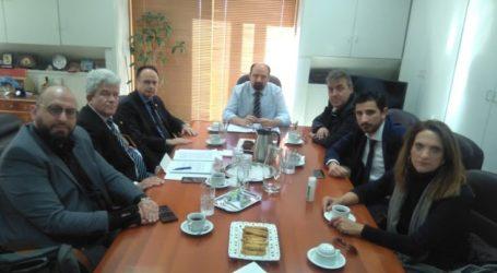 Τι ζήτησαν από τον Γ.Γ. Υπουργείου Οικονομικών οι φορείς της Μαγνησίας για την κρίση από τον κορωνοϊό