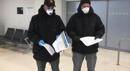 Κορωνοϊός: Συλλέγονται στοιχεία για όσους φτάνουν αεροπορικώς στη Σκιάθο