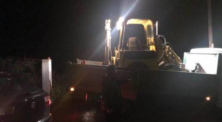 Βόλος: Σοβαρή βλάβη στο δίκτυο της ΔΕΥΑΜΒ στην Αγριά