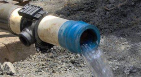 Χωρίς νερό περιοχές στον Βόλο λόγω βλάβης