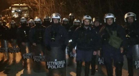Πάνω από 60 Λαρισαίοι αστυνομικοί στη «μάχη» του Έβρου – «Κάποιοι έκοψαν άδειες και πήγαν εθελοντές…» λέει ο πρόεδρός τους (φωτό)