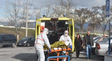 Κέντρο διερεύνησης πιθανών κρουσμάτων κορονοϊού στο Πανεπιστημιακό Νοσοκομείο Λάρισας