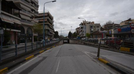 Η πόλη της Λάρισας όπως… ποτέ άλλοτε ανήμερα της εθνικής επετείου της 25ης Μαρτίου – Δείτε φωτορεπορτάζ
