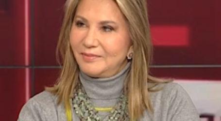 Ζέττα Μακρή: Αμέριστη στήριξη στους ανθρώπους του τύπου που νυχθημερόν δίνουν τη μάχη για την προάσπιση της δημόσιας υγείας