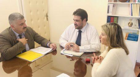 «Σάρκα και Οστά» έλαβε η δέσμευση του Υφυπουργού Εσωτερικών στη Ζέττα Μακρή για το φράγμα «Παναγιώτικο»