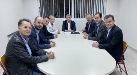 Η Περιφέρεια ενισχύει με αναπνευστήρες τα νοσοκομεία της Θεσσαλίας