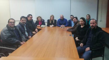 Συνάντηση στο ΤΕΕ Μαγνησίας για την αέρια ρύπανση στον Βόλο