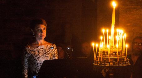 «Μυσταγωγία» στο Μοναστήρι της Σκιάθου από τη Λυρική Σκηνή [εικόνες]