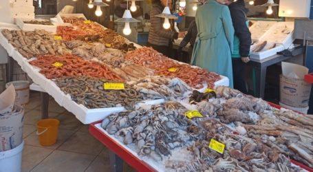 Βόλος: Από τα ξημερώματα στην Ψαραγορά για τα Σαρακοστιανά – Δείτε τις τιμές