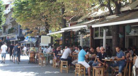 Εσπευσμένη συνάντηση των καφετεριούχων με το δήμαρχο Λαρισαίων