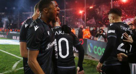 Φοβερός ΠΑΟΚ, 3-2 τον Ολυμπιακό με ολική ανατροπή! (video)